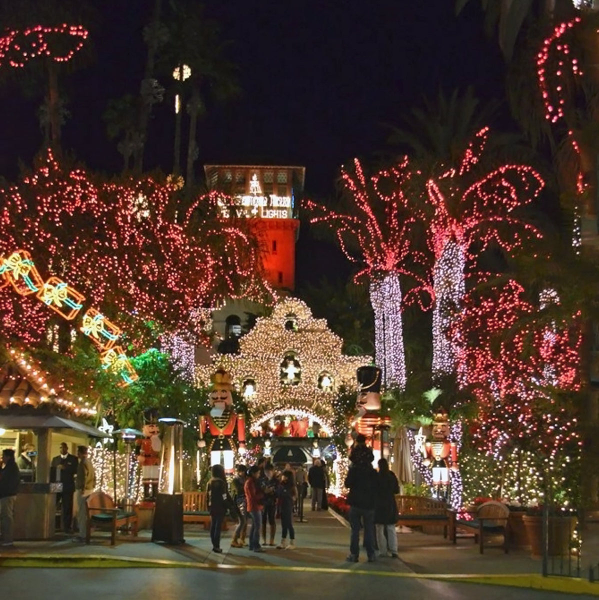 we preserve promote and share the history and legacy of the mission inn - Mission Inn Christmas